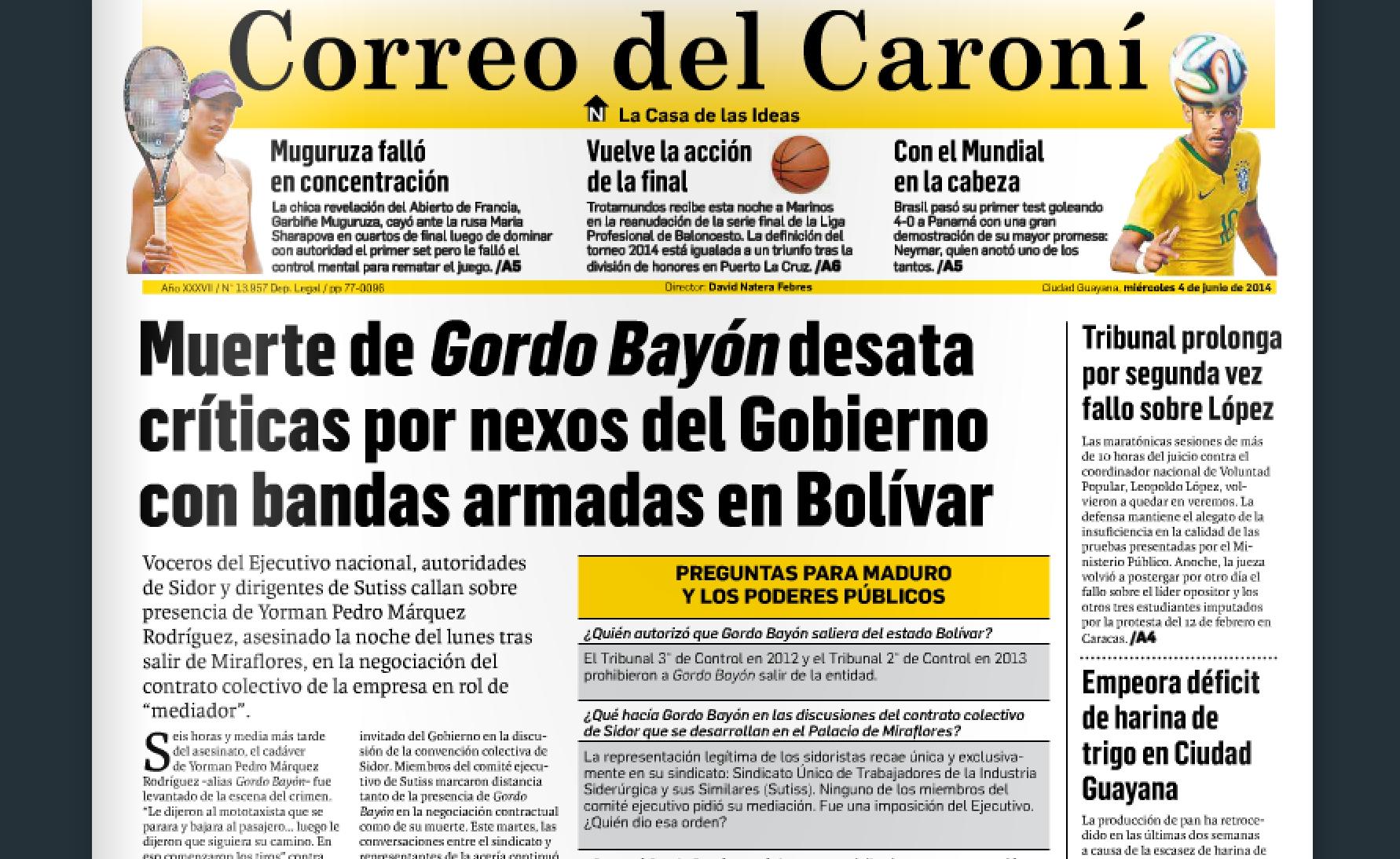 CorreoDelCaroní