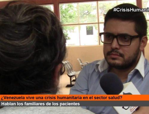 """""""En Venezuela sí hay crisis humanitaria"""", aseguran desde el Hospital Central de Barquisimeto (+Video)"""