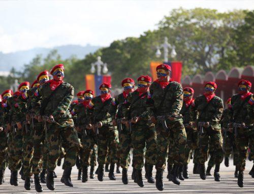 #EstáDicho: Fuerza Armada – ¿radicalmente chavista? – conmemora la Batalla de Carabobo #24Jun