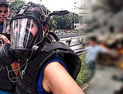 ¿Periodismo de guerra en Venezuela? El peligro de decir la verdad #DíaDelPeriodista