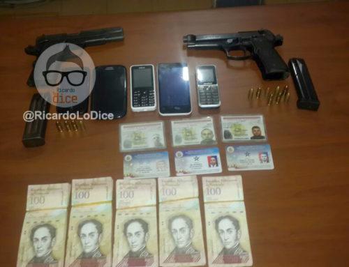 #EXCLUSIVA: Detenidos tres tenientes del Ejército en Táchira por secuestro y extorsión (+fotos)