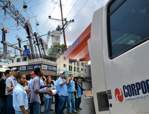 """¡Siguen las protestas! """"En Corpoelec hay crisis humanitaria"""", aseguran trabajadores de Barquisimeto (+video)"""
