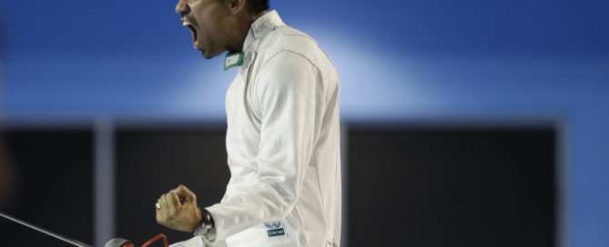 Silvio Fernández | Foto: : AFP