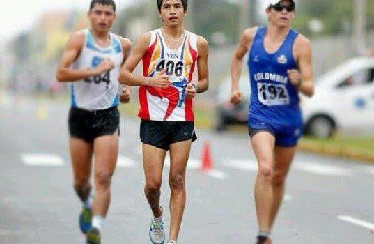 ¡Marcha de 20 kilómetros! Venezolano Richard Vargas finalizó en la posición 24