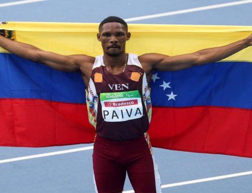 Luis Paiva se trae la primera medalla de plata para Venezuela en Juegos Paralímpicos