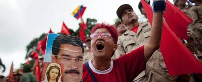 venezuela-march