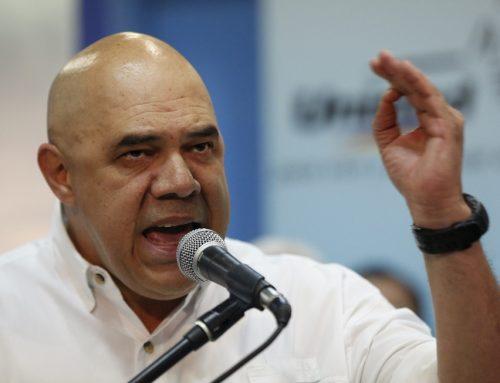 """Torrealba: """"Nosotros no podemos entregarle a nuestros hijos un país convertido en escombros"""""""