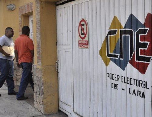Designaron fiscal para investigar lanzamiento de artefactos explosivos a sede de CNE Lara