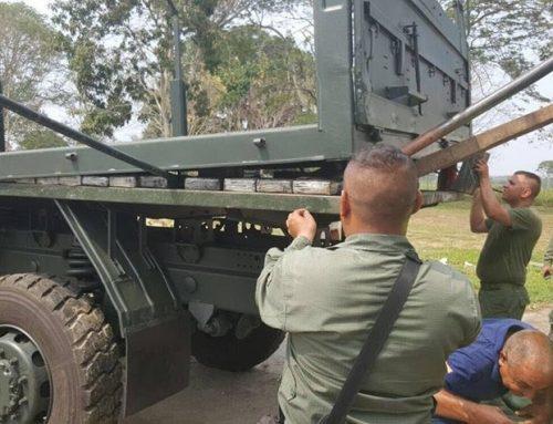 6 fallecidos y 30 lesionados dejó volcamiento de convoy de la GNB en Tinaco