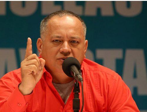 """Cabello: Oficialismo marchará el próximo 3 de noviembre a Miraflores para """"respaldar la revolución"""""""