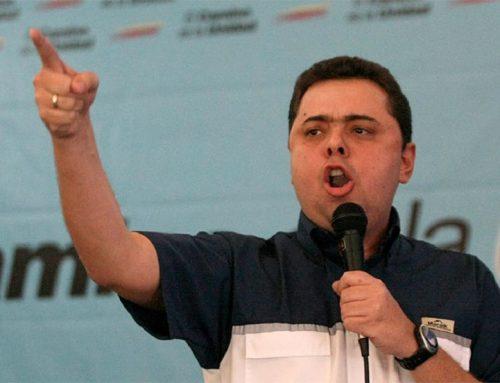 """Ecarri responsabiliza a Jorge Rodríguez por asalto a la Asamblea Nacional: """"Controla tu desastre"""""""