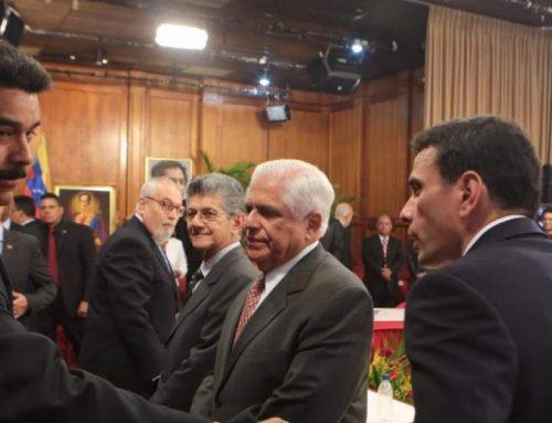 Oposición y régimen sostendrán un encuentro el próximo 30 de octubre en la Isla de Margarita
