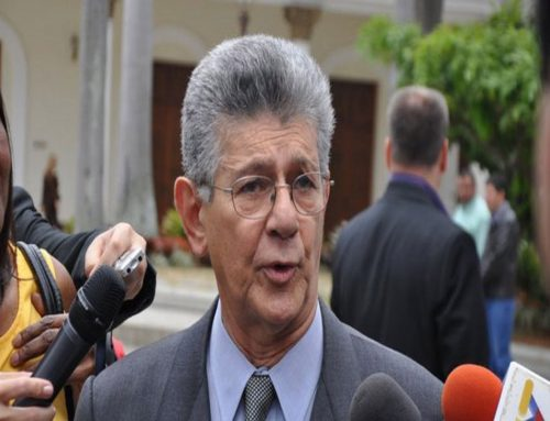 Ramos Allup publicó citación enviada a Maduro para comparecer a la AN