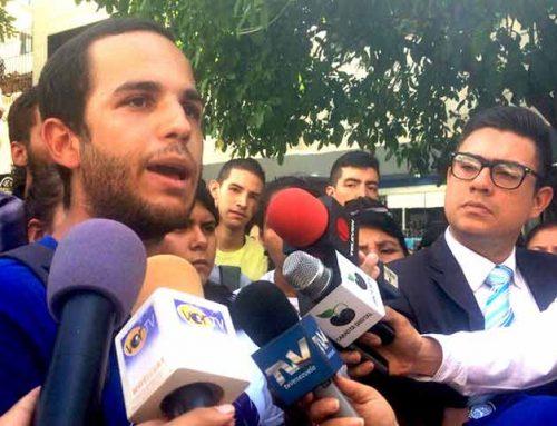 """Hasler Iglesias: PNB vaciaron en la cara de un estudiante """"un cartucho completo de perdigones"""""""