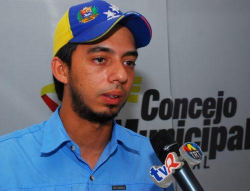 Denuncian que Sebin detuvo a José Vicente García, dirigente de Voluntad Popular en San Cristobal