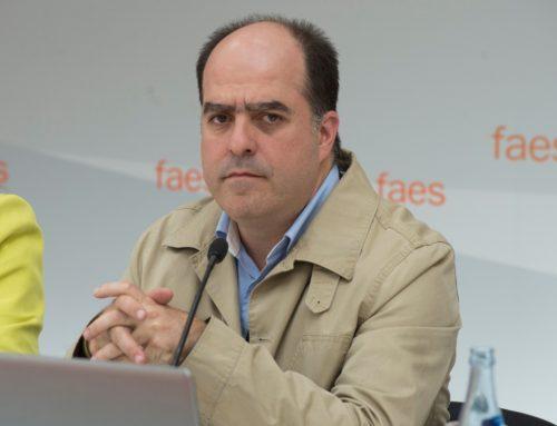 """Borges: """"Denunciaremos a las rectoras del CNE ante la Corte Penal Internacional"""""""