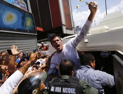 Leopoldo López envió mensaje a los venezolanos