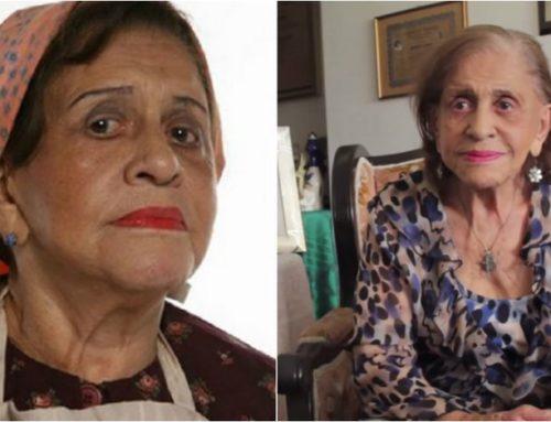 "Murió la actriz Martha Olivo, la popular ""Malula"""