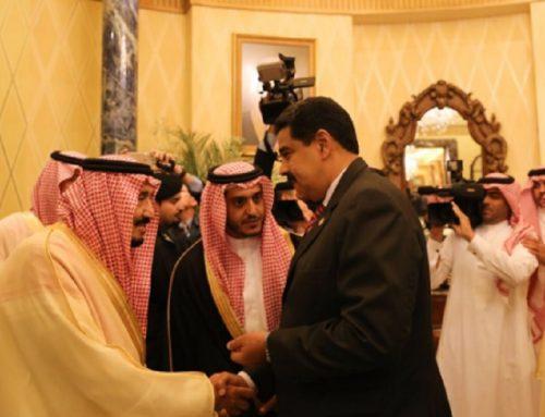Maduro finaliza hoy gira en Qatar
