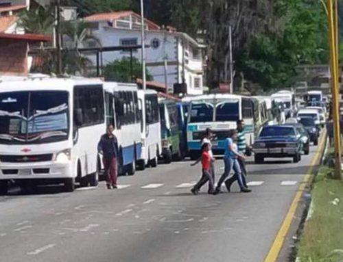 Paro cívico nacional se cumplió con éxito en Mérida