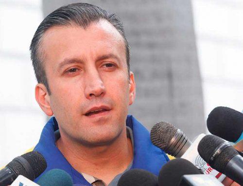 Tareck El Aissami: Ningún sector del país se sumó al paro, fue un fracaso