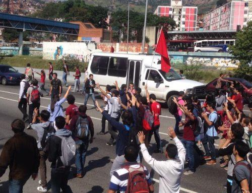 Ucabistas anunciaron acciones de calle mediante un comunicado