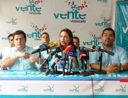 """Vente Venezuela: """"Espíritu de Villa Rosa está vivo en los venezolanos que queremos paz"""""""