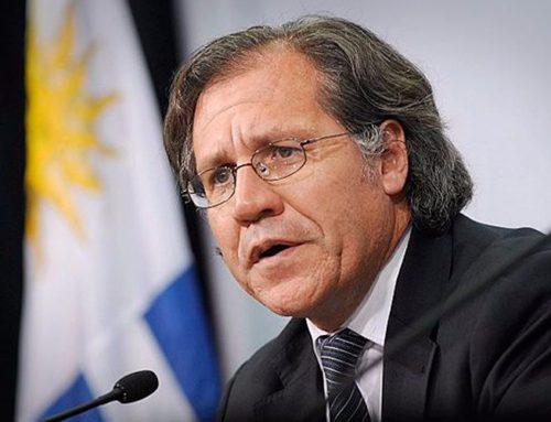 Almagro pidió respeto a la prensa independiente en Venezuela