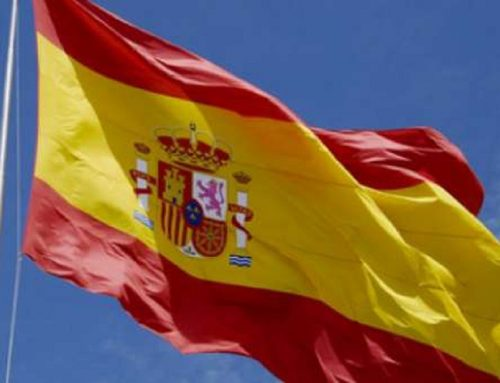 """Venezolanos toman la Embajada de España: """"Los derechos son innegociables"""""""