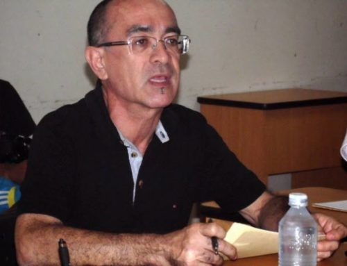 Falleció el hombre de teatro Carlos Herrera