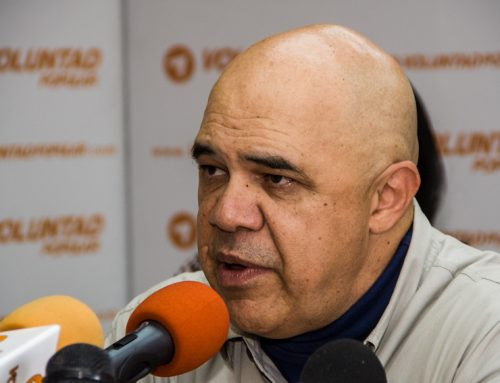 Torrealba: Próximo domingo plantearemos que se discuta una agenda electoral