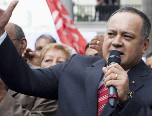 """Cabello: """"El pueblo solo reaccionó ante el golpe de Estado parlamentario"""""""