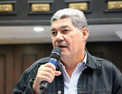 Eduardo Piñate: El PSUV no tiene grupos armados, ni propicia la violencia