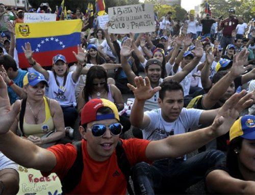 Universitarios se concentrará en Parque Cristal para la Toma de Venezuela