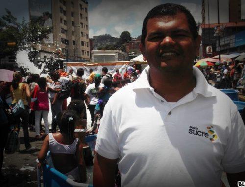 Diputado de Miranda Franklin Aguiar falleció cuando se dirigía a la Toma de Venezuela