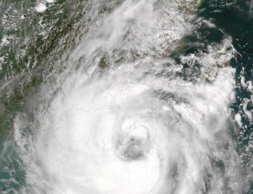 Autoridades de Filipinas declararon alerta máxima ante llegada del tifón Heima