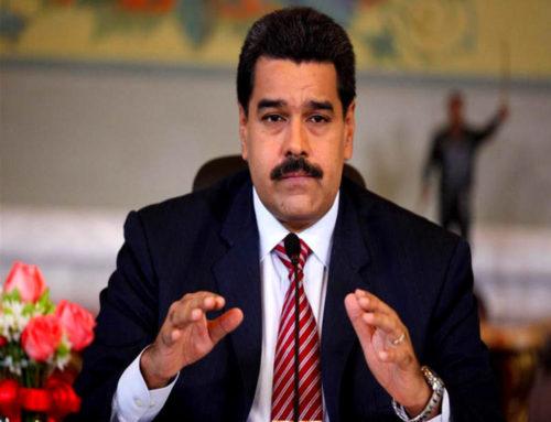 """Maduro: Procuraduría de la República demandará a la AN ante tribunales """"por intentar un golpe de Estado"""""""
