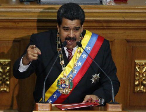 """Maduro celebró inicio del diálogo: """"Esperamos que se consolide y se abandone el camino del golpismo"""""""