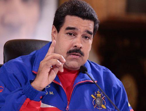 """Maduro informó su retorno a Venezuela tras """"gira relámpago"""""""