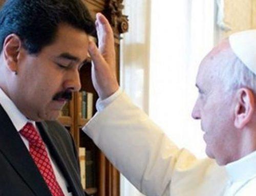 Papa Francisco recibió en el Vaticano a Nicolás Maduro