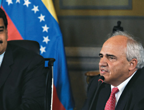 Maduro sostuvo una reunión con Ernesto Samper en Quito
