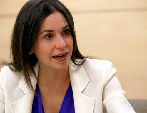Machado a Rodríguez Torres: Usted es responsable de la represión y graves crímenes de 2014
