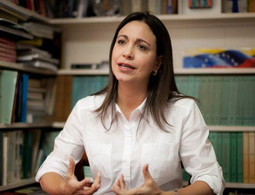MCM criticó que en el diálogo entre oposición y oficialismo no participe la OEA
