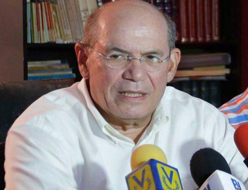 Omar González: Restitución de legalidad en el país es obligación de todos los venezolanos