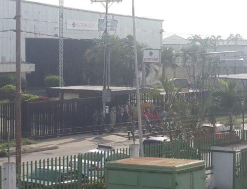 Reportan presencia de la GNB en planta Parmalat de Carabobo