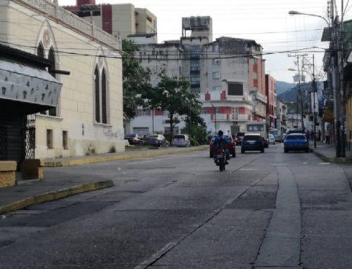 Así están las calles del país durante el paro nacional