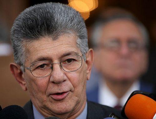 """Ramos Allup: """"Padrino López debe callarse la boca, porque su función no es ser dirigente político"""""""