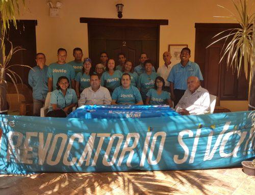 Vente Venezuela a la comunidad internacional: En Venezuela se ha declarado la dictadura