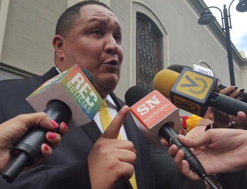 José Brito solicitará a la AN crear una comisión por derrame de petróleo en Anzoátegui
