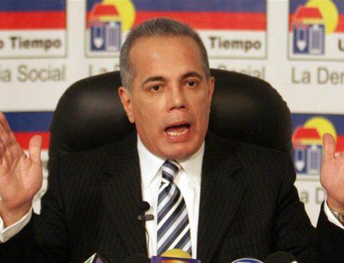 Hijo de Manuel Rosales desmiente información sobre su supuesta libertad plena
